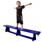 Coloured Balance Benches - 3.35m